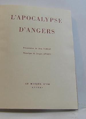 L'apocalypse d'angers: Lurçat Jean, Levron