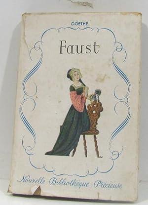Faust ( Nouvelle bibliothèque précieuse ): Goethe