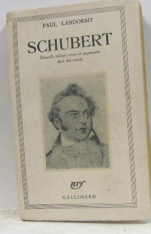 Schubert: Landormy Paul