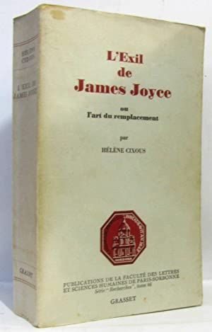 L'exil de James Joyce ou l'art du remplacement