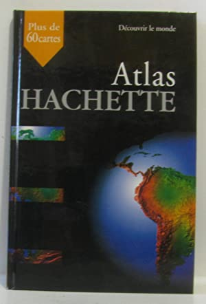 Atlas hachette plus de 60 cartes