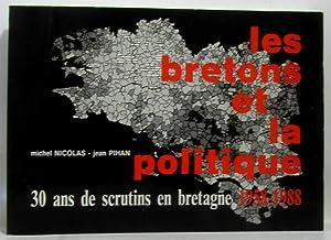 Les Bretons et la politique : 30: Michel Nicolas -