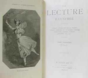 La lecture illustrée - tome troisième n°s: Collectif