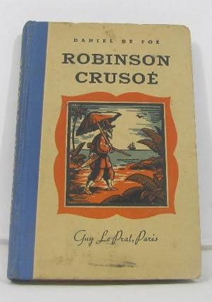 Aventures de robinson crusoé: De Foë, Rousseau