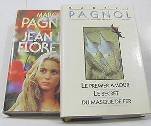 Lot de deux livres - Le premier: Pagnol Marcel