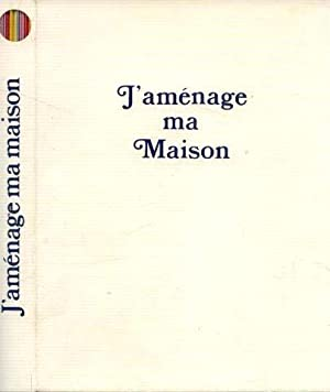 J'amenage ma maison (en coffret 8 livret)