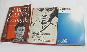 L'été - l'exil et le royaume -: Camus, Albert