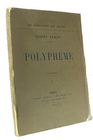 Polyphème: Samain Albert