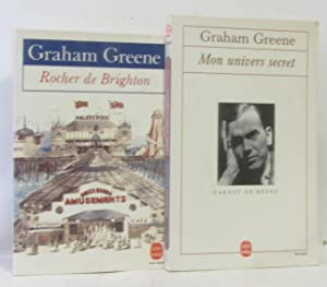 Rocher de Brighton + Mon univers secret: Greene Gayle