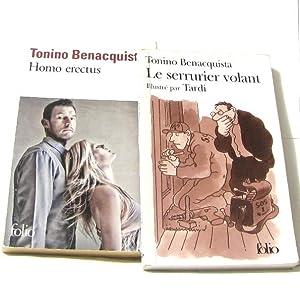 Le serrurier volant: Tonino Benacquista ,