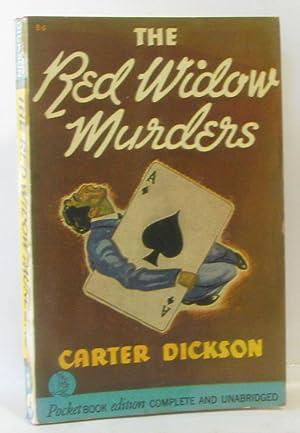 The red widow murders: Dickson Carter