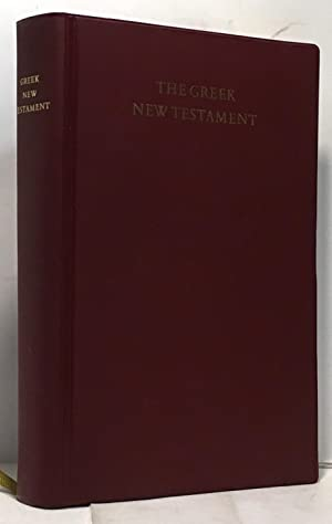 The Greek New Testament: With English Introduction/flexible