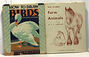 How to draw birds + How to draw horses + How to draw baby animals + How to draw fram animals ----...