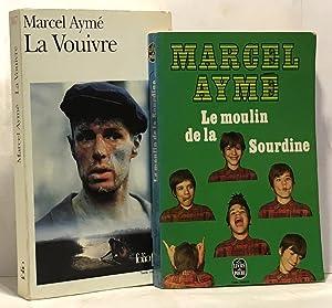La vouivre + Le moulin de la: Aymé Marcel Fabre