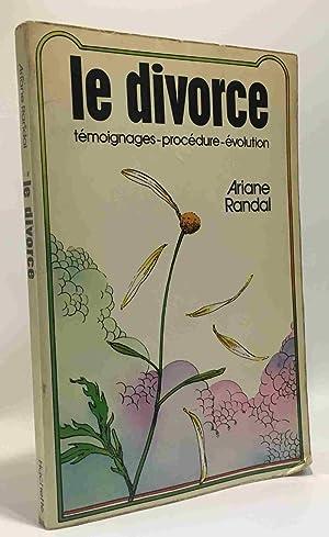 Le Divorce: Randal Ariane