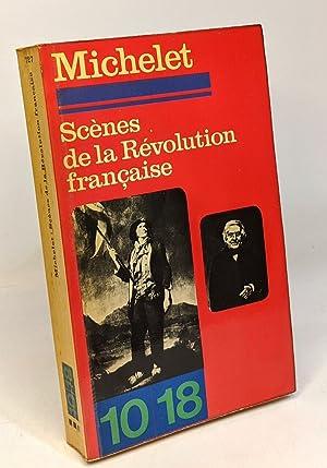 Scènes de la Révolution française: Michelet