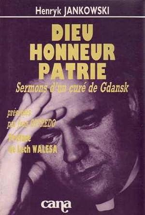 Dieu Honneur Patrie: Jankowski Henryk