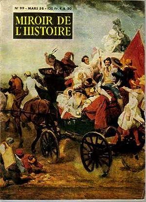 Miroir de l'histoire n°99: Collectif