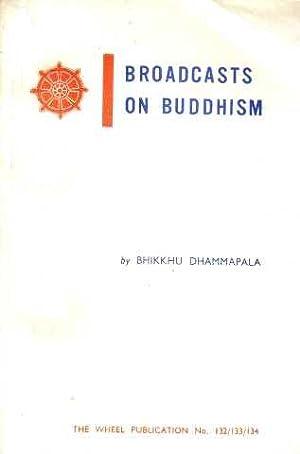 Broadcasts on buddhism: Dhammapala Bhikkhu