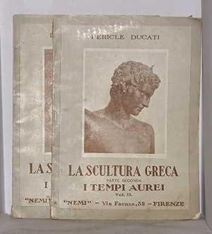 La scultura greca parte seconda I tempi: Ducati Pericle