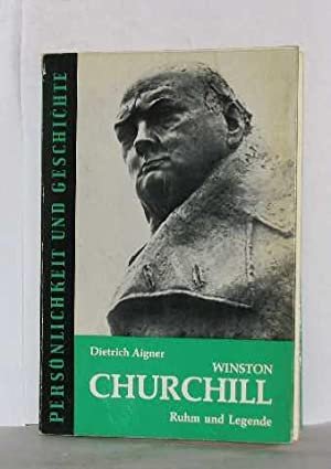 Winston churchill ruhm und legende