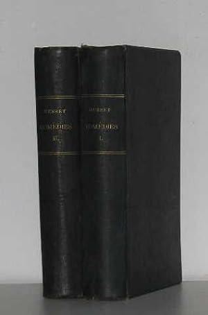 Comédies et proverbes (2 vols) vol I: De Musset Alfred