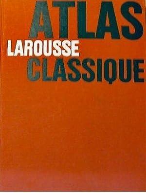 Atlas larousse classique: Curran Donald, Coquery