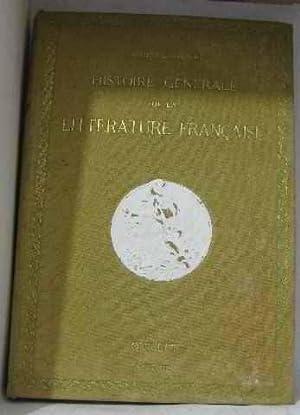 Histoire générale de la littérature française: Allain Maurice