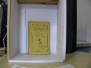 Cicéron lettres à atticus III (livres XII-XVI)