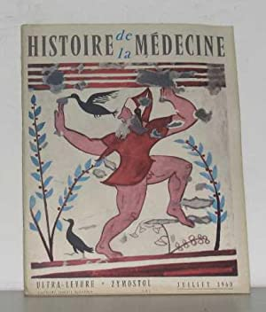 Histoire de la médecine n°7 juillet 1960