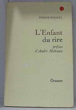 L'enfant du rire: Bockel Pierre