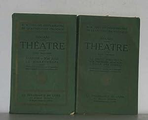 Théatre ( 2 vols )tome I le: Molière