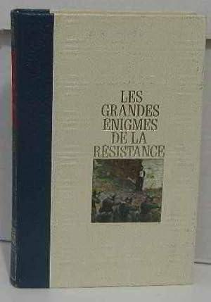 Les grandes énigmes de la résistance tome: MICHAL Bernard