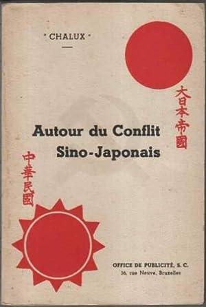 Autour du conflit sino-japonais: Chalux