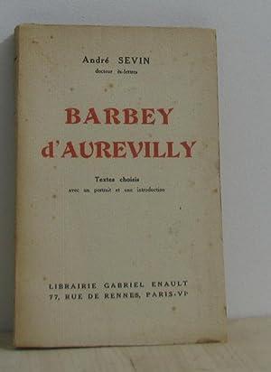 Barbey d'aurevilly: Sevin André