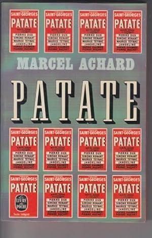 Patate: Achard Marcel