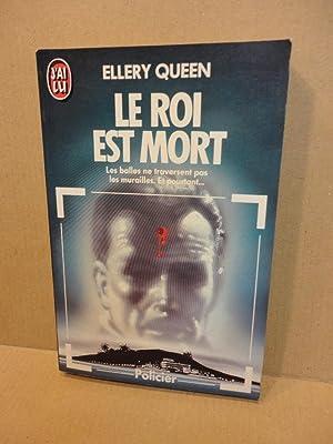Le roi est mort: Queen Ellery