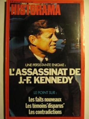 Historama. Revue mensuelle. N° 334.: KENNEDY (J.-F.) /