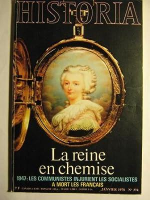 Historia. Revue mensuelle. N° 374.: DECAUX (Alain) /