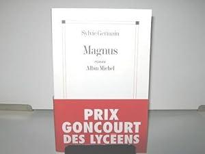 Magnus. Roman.: GERMAIN (Sylvie).