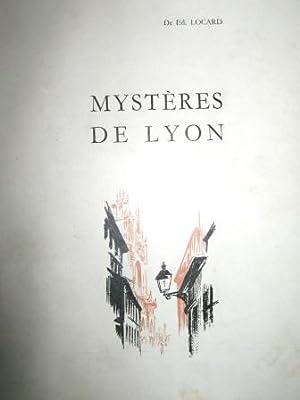 Mystères de Lyon. Illustrations de SAN RAM.: LOCARD (Docteur Edmond).