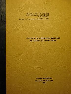 Le Libéralisme dans le monde ibérique (1810-1930).: HERMANN (Christian).