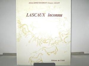 """Lascaux inconnu. [XIIe supplément à """"Gallia Préhistoire""""].: LEROI-GOURHAN (Arlette) et"""