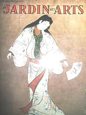 Le Jardin des Arts. Revue mensuelle. N°: Japon / Antiquité