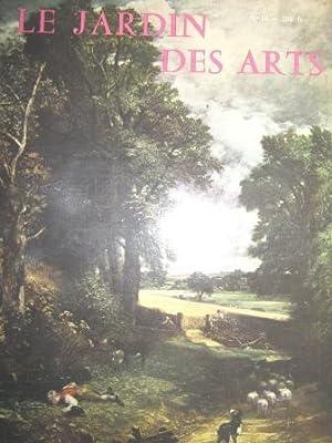 Le Jardin des Arts. Revue mensuelle. N°: FOSCA (François) /
