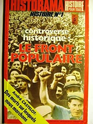 Historama. Revue mensuelle. N° 311.: Front Populaire /