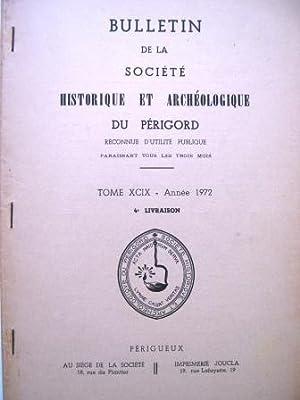 Bulletin de la Société Historique et Archéologique: LAFON (Jacques-Emile) /