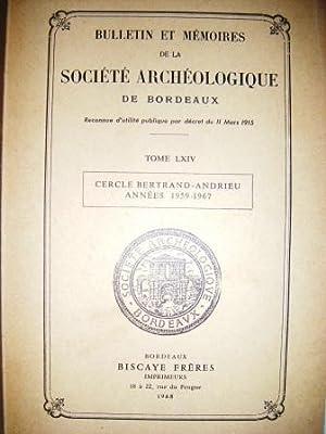 Bulletin et Mémoires de la Société Archéologique: Numismatique / Rome