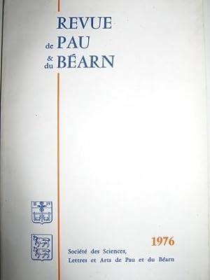 Revue de Pau et du Béarn. (N°: Saint-Jean-le-Vieux / Lescar