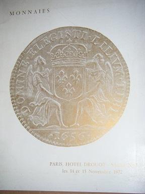 Monnaies romaines (Consulaires-Empire), byzantines, gauloises, françaises, féodales,: Numismatique / Rome